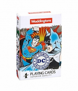 Карти гральні Waddingtons - DC Comics Retro (022446)