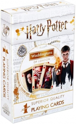 Карти гральні Waddingtons - Harry Potter New (035613)