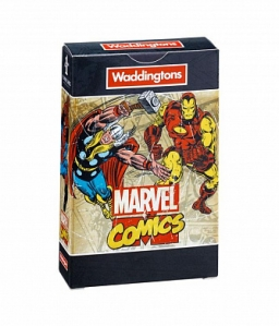 Карти гральні Waddingtons - Marvel Comic Retro (022453)