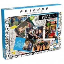 Пазл 1000 Piece Jigsaw Puzzle Friends Scrapbook