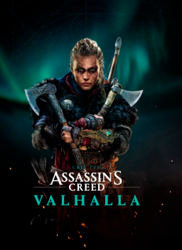 Артбук Світ гри Assassin's Creed Valhalla (MAL023)